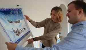 В Архангельском краеведческом музее представят работы участников конкурса «Арктическая палитра»