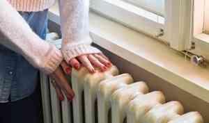 В Архангельске не удалось подключить отопление на 100% в установленные сроки
