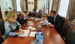 Архангельские парламентарии обсудили вопросы предстоящей сессии