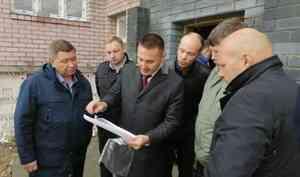 Депутаты АрхГорДумы: Переселенцы из «авариек» должны получить качественное жилье