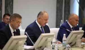 Заместитель Министра МЧС России Виктор Яцуценко принял участие в совещание по актуальным вопросам национальной безопасности на Дальнем Востоке