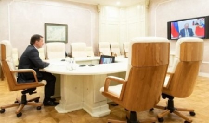 Владимир Путин провёл встречу с губернаторами, выбранными 13 сентября