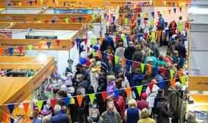 «Вдобрый путь!»: вАрхангельске официально открылась Маргаритинская ярмарка