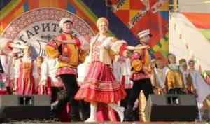 В Петровском парке Архангельска проходит культурная программа Маргаритинской ярмарки