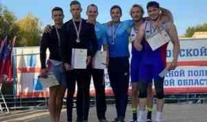 Архангельские гребцы взяли золотую медаль на первенстве России