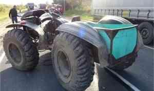 Из-за столкновения караката с грузовиком в Шенкурском районе погиб человек