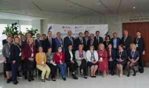 Главный гериатр Архангельской области приняла участие в окружном совещании по реализации нацпроекта
