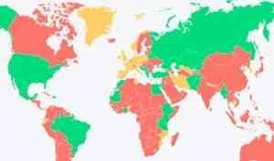 Какие страны стали открыты для россиян после пандемии коронавируса