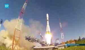 С космодрома Плесецк успешно запустили 22 спутника