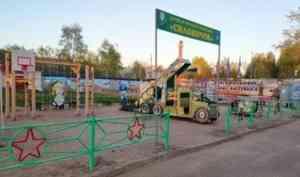 Архангельский «Силовичок» привлек внимание федеральных журналистов