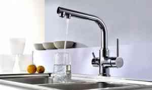 Качественная вода придёт в каждый дом в Архангельской области