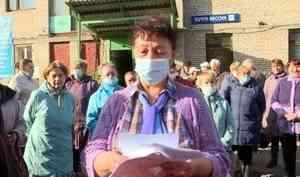 Впосёлке Кирпичного завода Цигломени закрылось единственное отделение почты