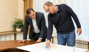 Александр Цыбульский: «ПЛК «Архангельск» – значимый для Поморья проект»