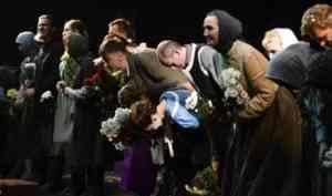 Архангельский театр драмы имени М.В. Ломоносова приготовил зрителям несколько премьер