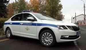 В ГИБДД области поступили новые служебные автомобили