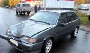 Водитель легковушки насмерть сбил пенсионерку в Архангельске