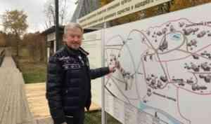 Михаил Ширвиндт и Валдис Пельш приехали в Архангельск для съемок своих проектов