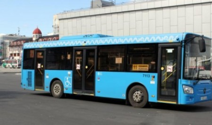 С 1 октября расплатиться во всех архангельских автобусах можно по безналу