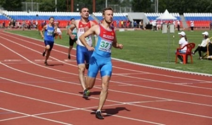 Параатлеты Поморья взяли медали на чемпионате России