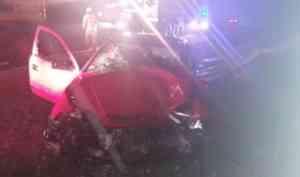 В Няндомском районе в аварии с экскаватором пострадала девушка-подросток