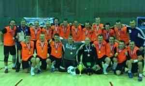 «Поморы» стали чемпионами России по флорболу