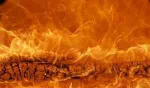 Заметили поздно: огонь унес жизнь двоих жителей Архангельской области
