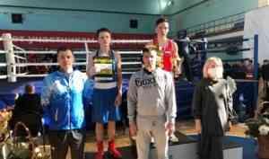 Поморские боксеры завоевали пять медалей на межрегиональном турнире
