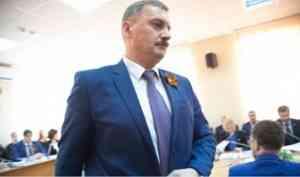Игорь Годзиш официально сложил полномочия главы Архангельска