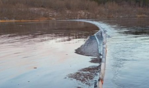 Власти НАО ввели режим ЧС после разлива нефти на месторождении «Лукойла»