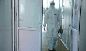 Десант эпидемиологов отправился в Котласский район, где произошла вспышка COVID-19