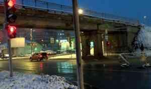 Завтра вАрхангельске частично перекроют Московский проспект