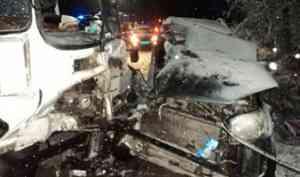 В Приморском районе произошло два ДТП с участием автобусов