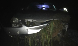 В Котласе пьяный водитель устроил ДТП