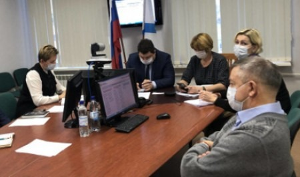 Архангельская область названа в числе регионов с наиболее эффективным управлением инфекционным коечным фондом