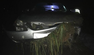 В Котласе по вине пьяного водителя произошло ДТП