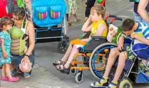ВАрхангельске родители вдетском саду ополчились насемью сребёнком-инвалидом