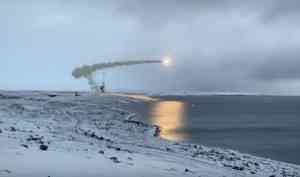 В Баренцевом море «арктической» крылатой ракетой уничтожено судно-мишень
