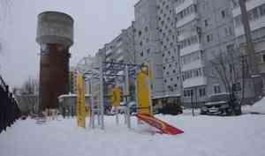 Старую водонапорную башню в Архангельске снесут за 5,5 млн рублей