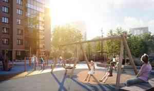ЖК«RIVER PARK»: Выбери квартиру онлайн