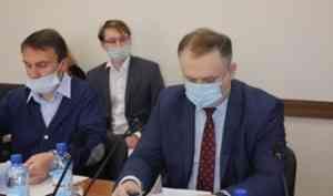 Систему поддержки бизнеса Поморья обсудили на координационном совете при областном Собрании депутатов