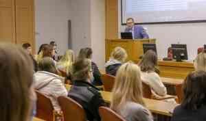 В Санкт-Петербургском политехническом университете Петра Великого состоялась презентация фильма «Герои нашего времени», снятый к 30-летию МЧС России