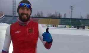 Архангельский конькобежец вошёл в тройку лучших