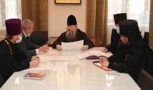Завершение строительства Михаило-Архангельского собора запланировано на 2022 год
