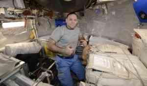 Поморский космонавт Иван Вагнер вернулся на Землю спустя полгода жизни на орбите