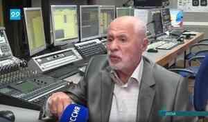 Ушёл из жизни известный архангельский тележурналист Борис Литвак