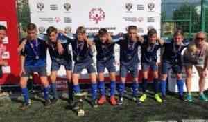 Команда Поморья - победитель всероссийского турнира по юнифайд-мини-футболу в дивизионе «С»