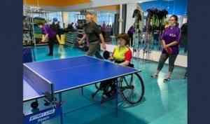 Для спортсменки Поморья Маргариты Вахрушевой приобретено кресло-коляска для тренировок и соревнований