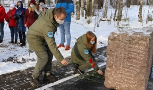В день памяти жертв крупнейшего в истории Архангельска взрыва на Бакарице возложили цветы
