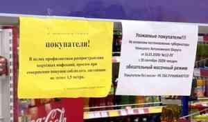 ВНенецком округе также введён масочный режим