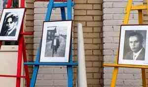 «Живое слово Абрамова»— название акции, которая прошла накануне вархангельской библиотеке имени Фёдора Абрамова